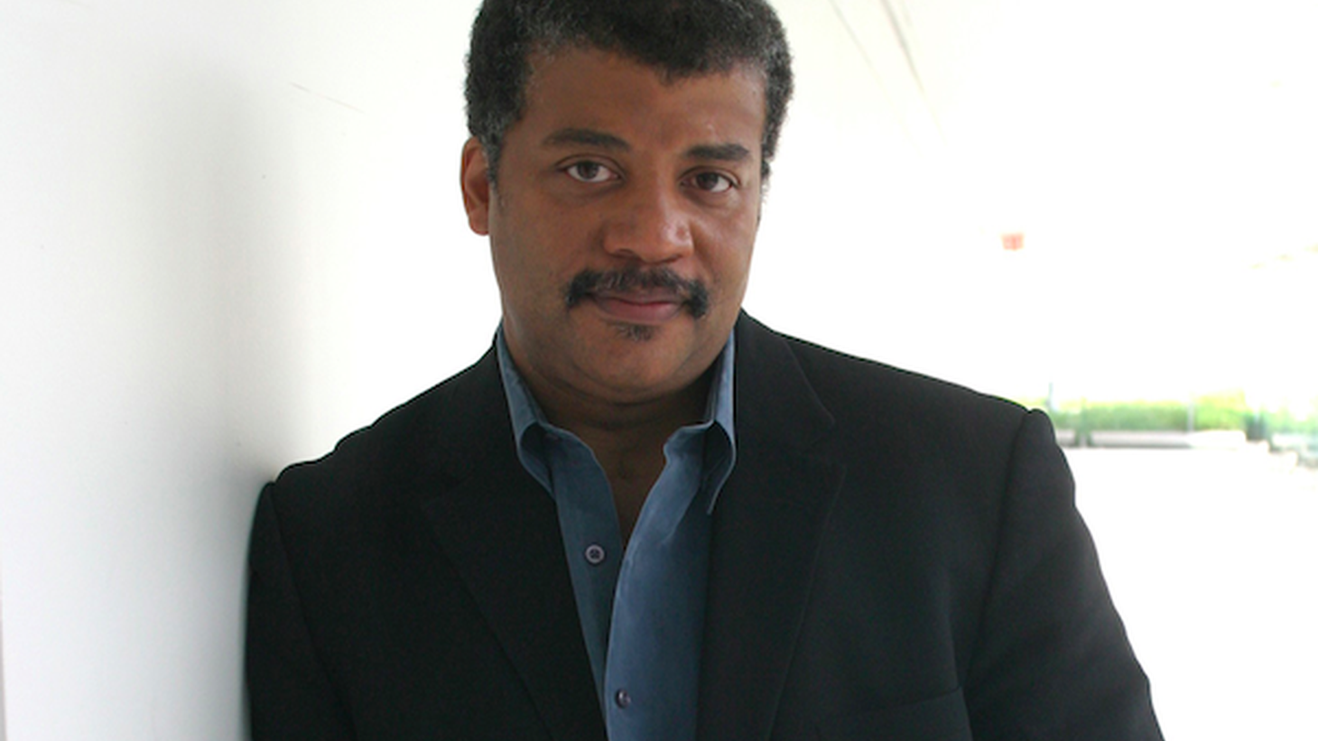 """Neil deGrasse Tyson says astrophysicists are mostly peace-loving scientists, but have always been complicit in warfare. He also explains what war in space could look like, but why it's unlikely to happen. His new book is titled """"Accessory to War."""""""
