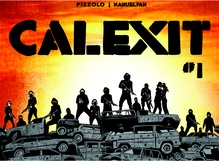 New comic envisions California seceding from the U.S.