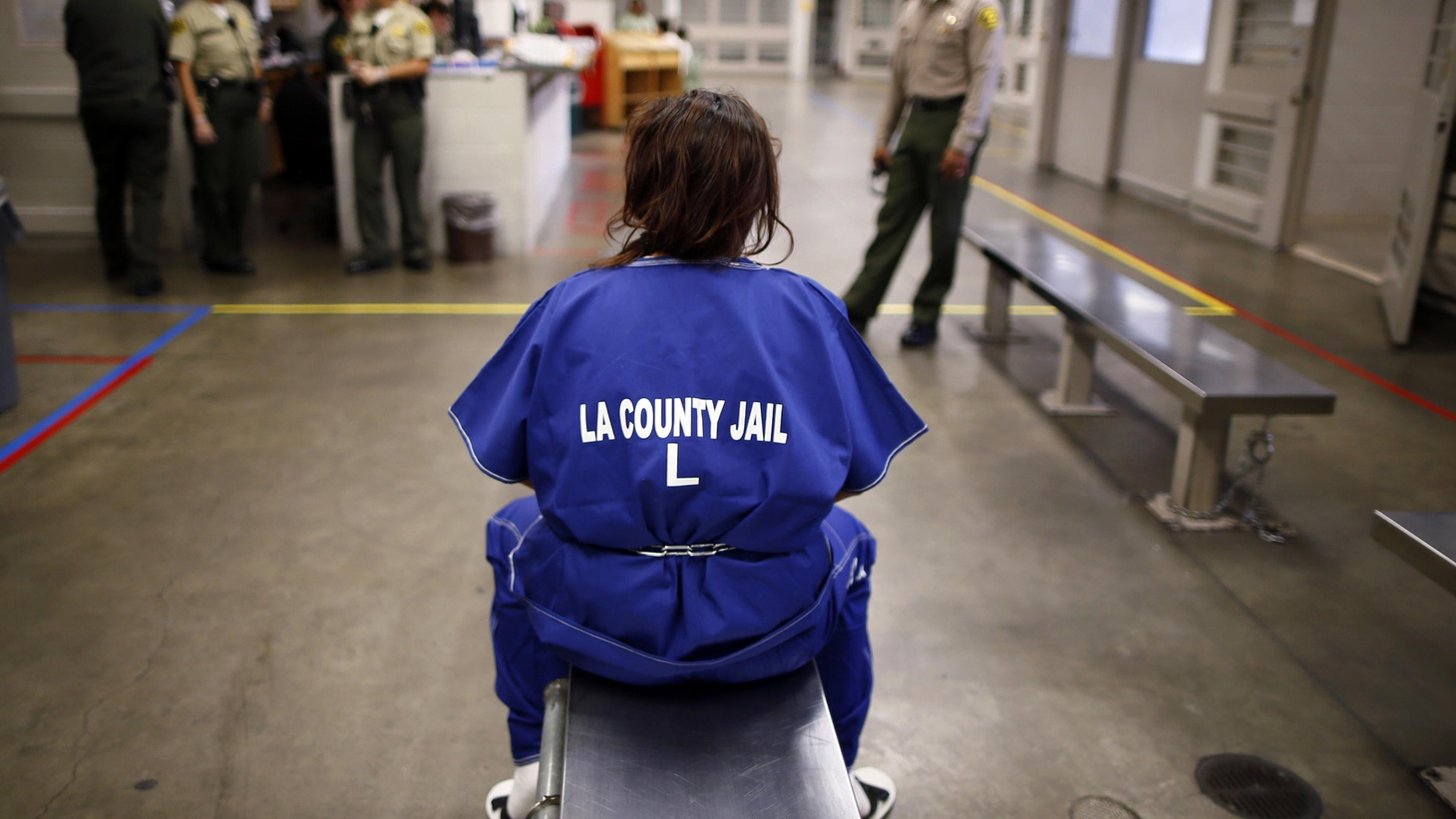 LA County votes for new jails, abuse at the US-Mexico border, Nancy Silverton talks food, Bernie Tiede is released from prison, and William Onyeabor's legacy.