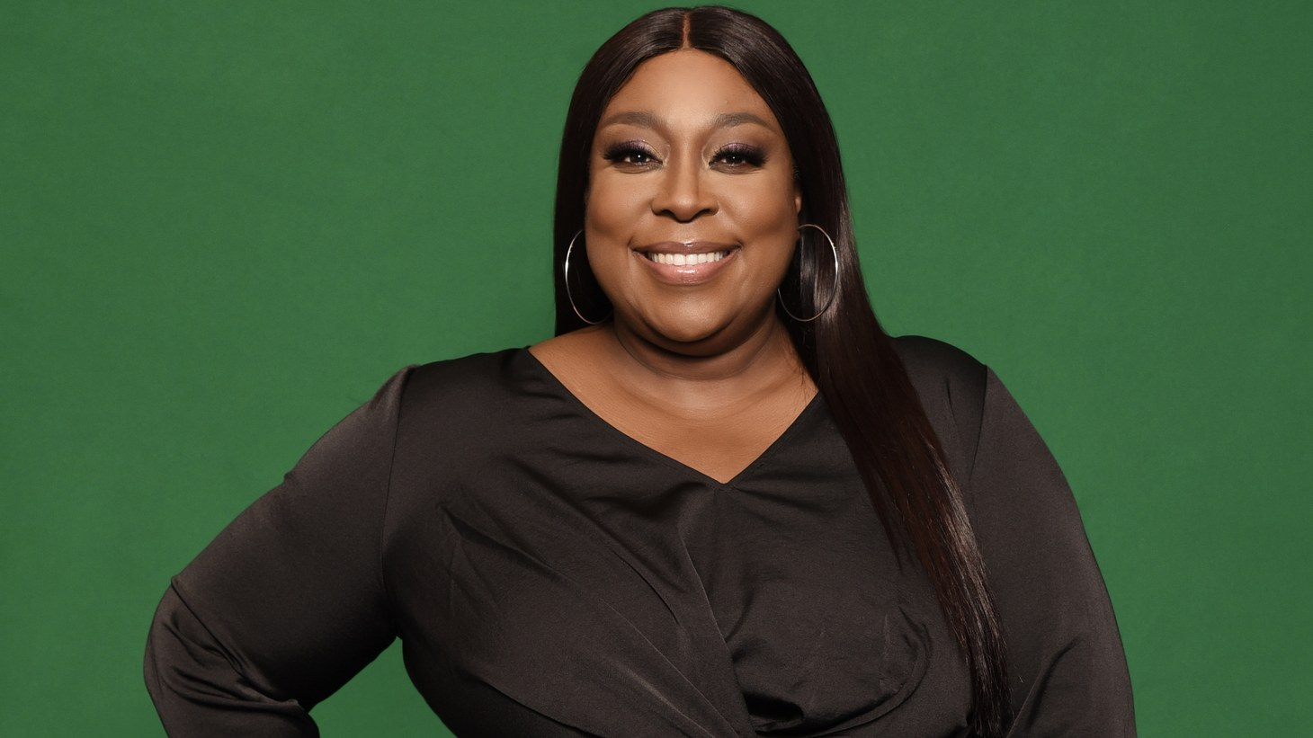 Comedian Loni Love is serious about educating people about COVID-19.