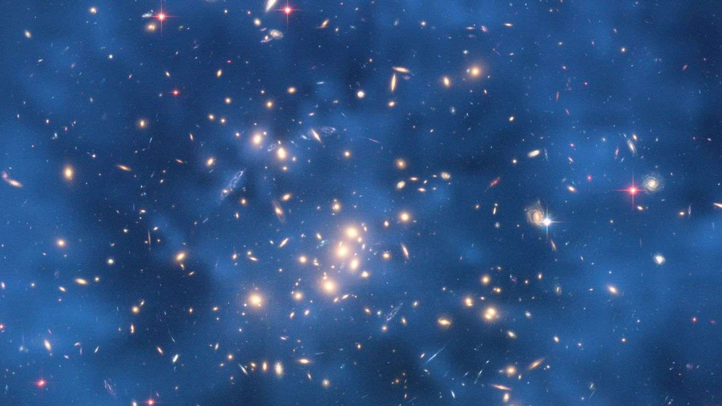 A new study finds that one group of people is dying at a much higher rate than ever before: middle-aged white Americans. Then, dark matter: scientists say it's all around us, but we can't see it or touch it or smell it. When dinosaurs went extinct, could dark matter have been to blame?