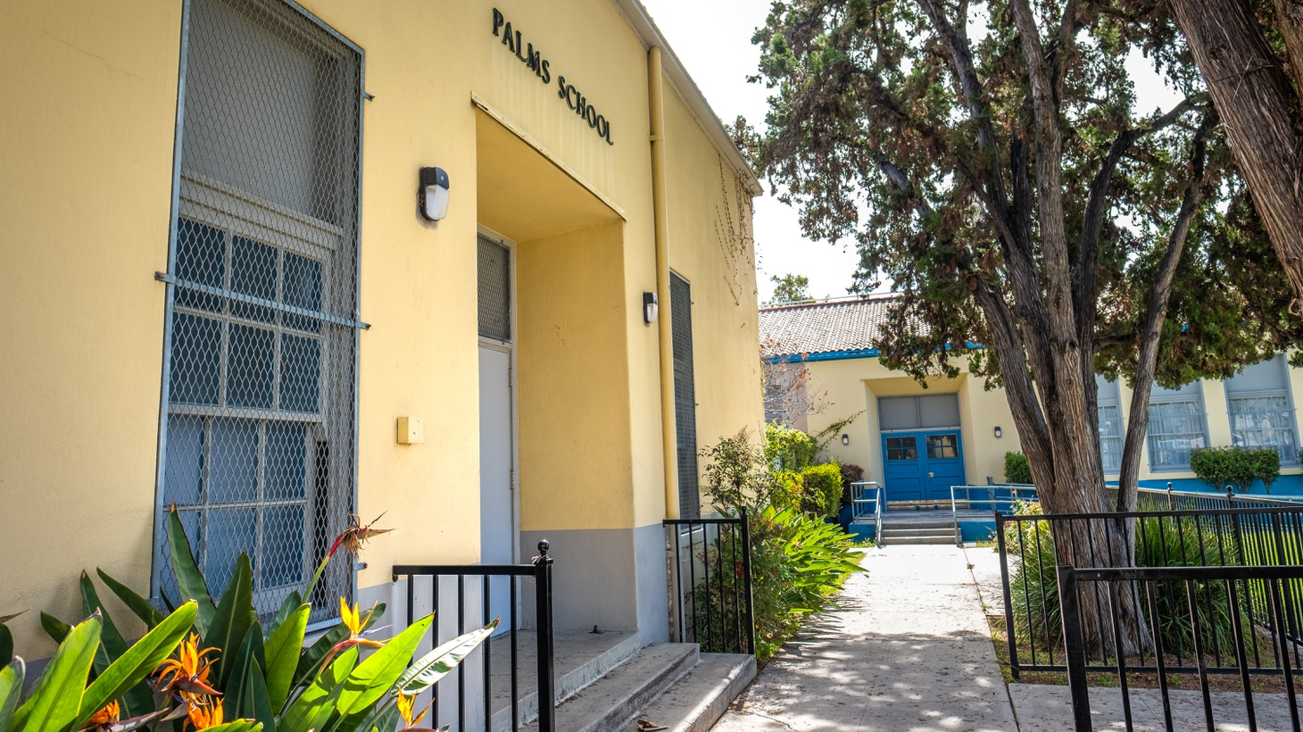 Palms Elementary School and other LAUSD campuses are expected to reopen in the fall. Joseph Allen, a professor at Harvard, says there are several benefits to students returning to in-person classes.