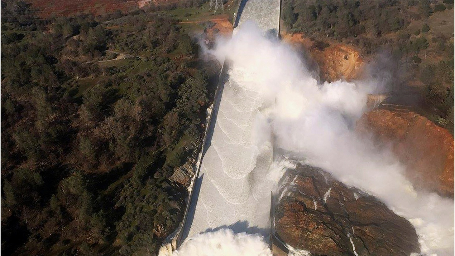 Recent storms have put extra pressure on Northern California's Oroville Dam. Two of the channels that drain the dam are damaged and nearly 200,000 people living downstream have been evacuated. Workers are trying to come up with a fix before more storms move in. We also look at the infrastructure of dams throughout California and some necessary improvements.