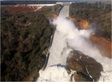 Oroville dam and fixing infrastructure in California