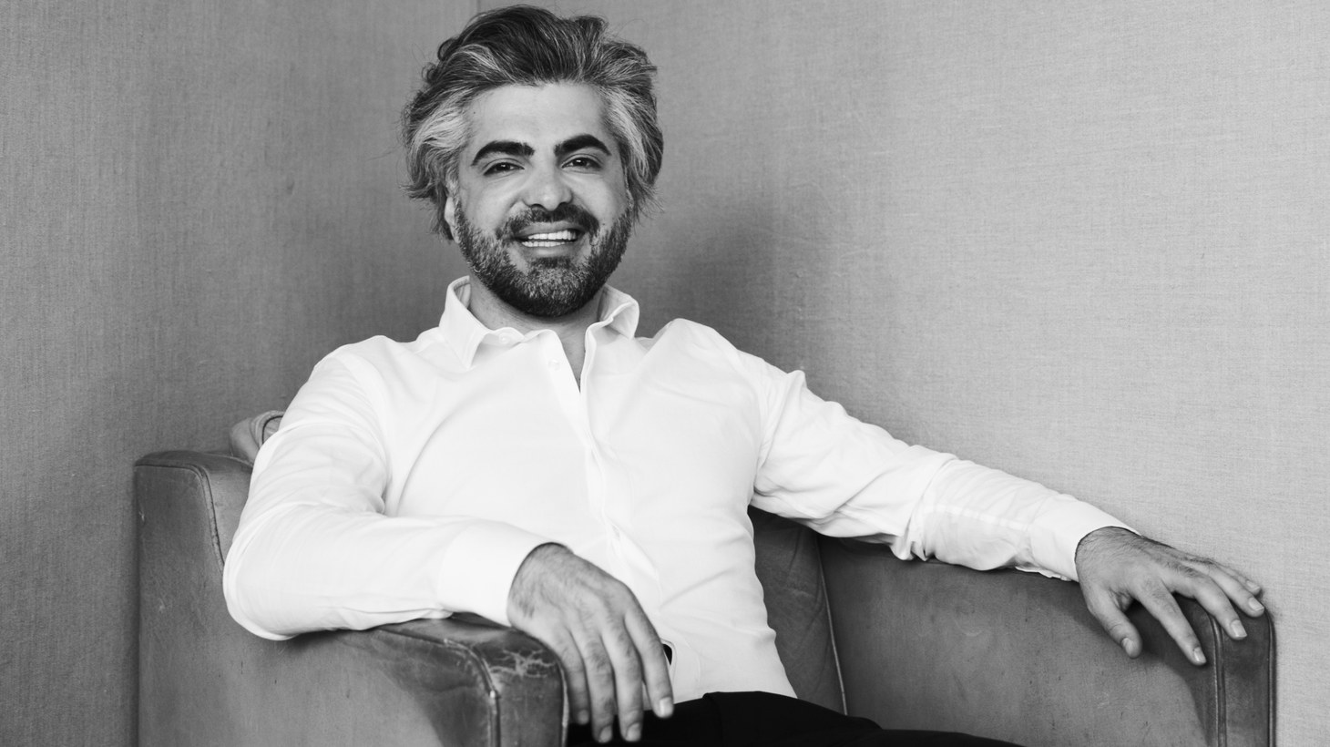 """Feras Fayyad, the Syrian director of the Oscar-nominated documentary """"The Cave,"""" was initially denied a visa to the U.S."""