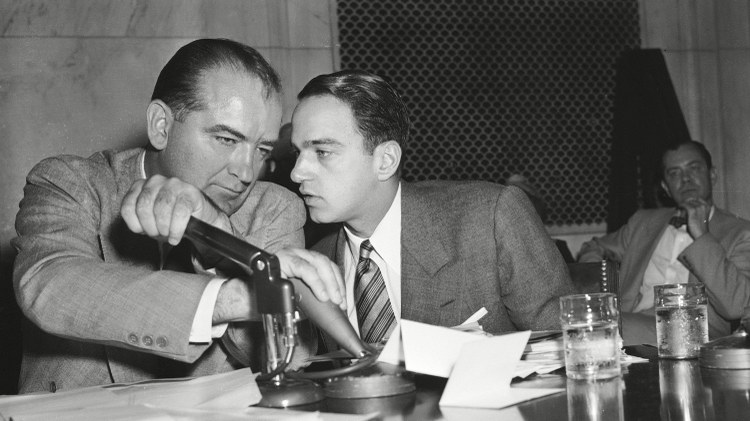 Roy Cohn was a ruthless lawyer who helped convict Ethel and Julius Rosenberg for treason and sent them to the electric chair.  He was Senator Joseph McCarthy's chief counsel during…