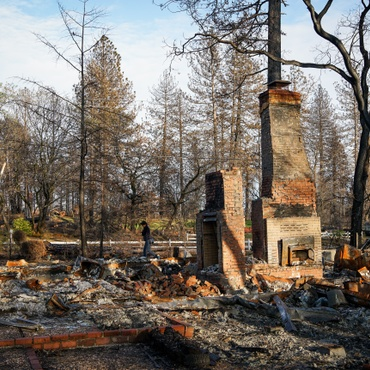 PG&E agreed to pay more than $13 billion to victims of the Camp Fire and other recent fires in Northern California. The money was put in a special Fire Victims Trust.