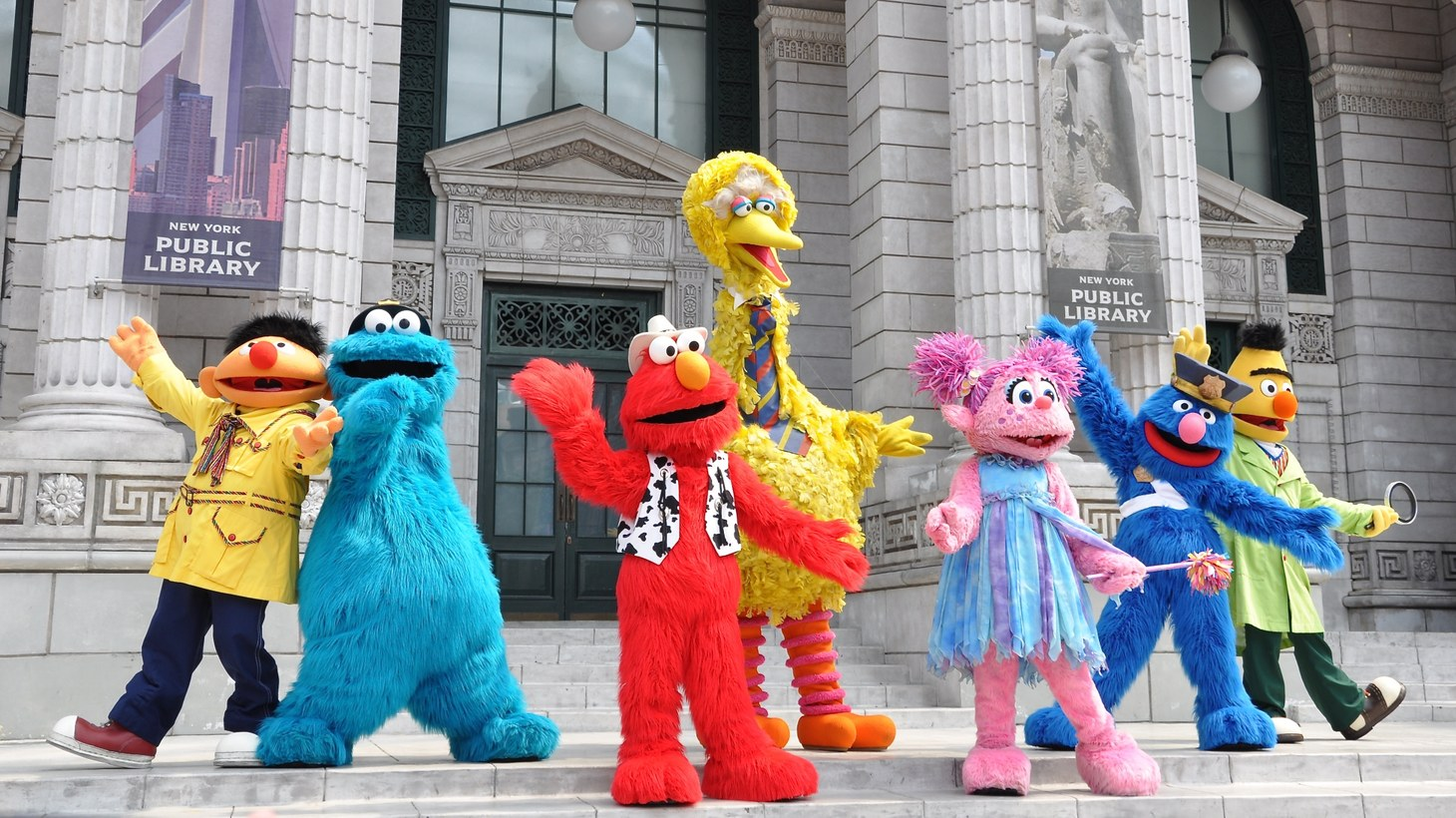 """The beloved children's TV show, """"Sesame Street,"""" is now the focus of a new documentary called """"Street Gang."""""""