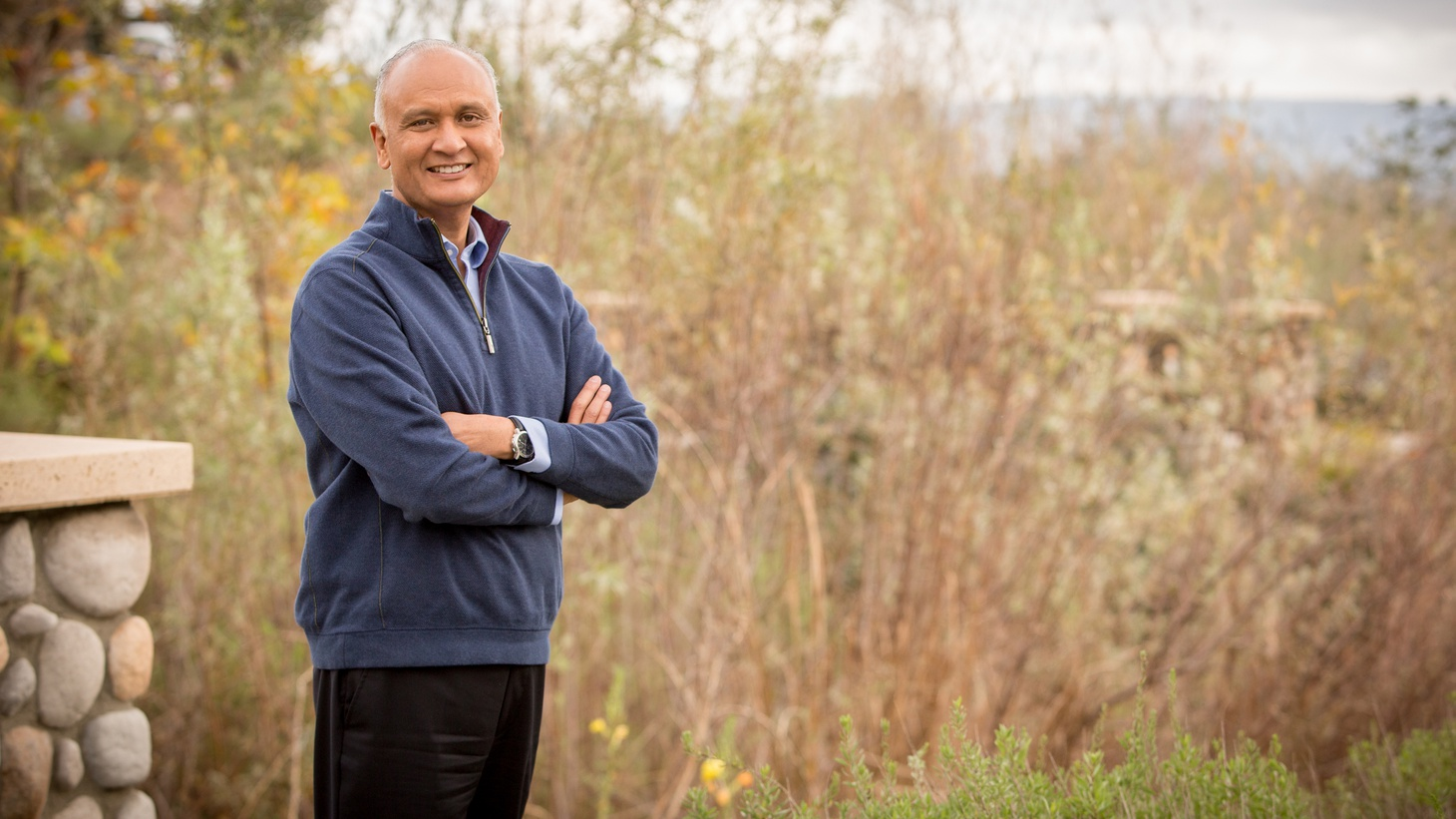 Ed Hernandez is running against fellow Democrat Eleni  Kounalakis to be California's next lieutenant governor. He's an optometrist and state senator representing parts of the San Gabriel Valley. He terms out of that position this year.