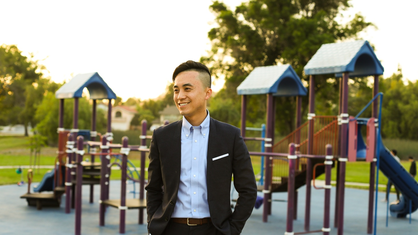 Alex Lee, 25, was elected to the California State Assembly with 72% of the vote.