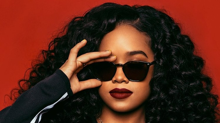 """I feel like people can get to know me and everything about me through my music and my message, not knowing my name or what I look like or where I'm from,"" H.E.R. says."