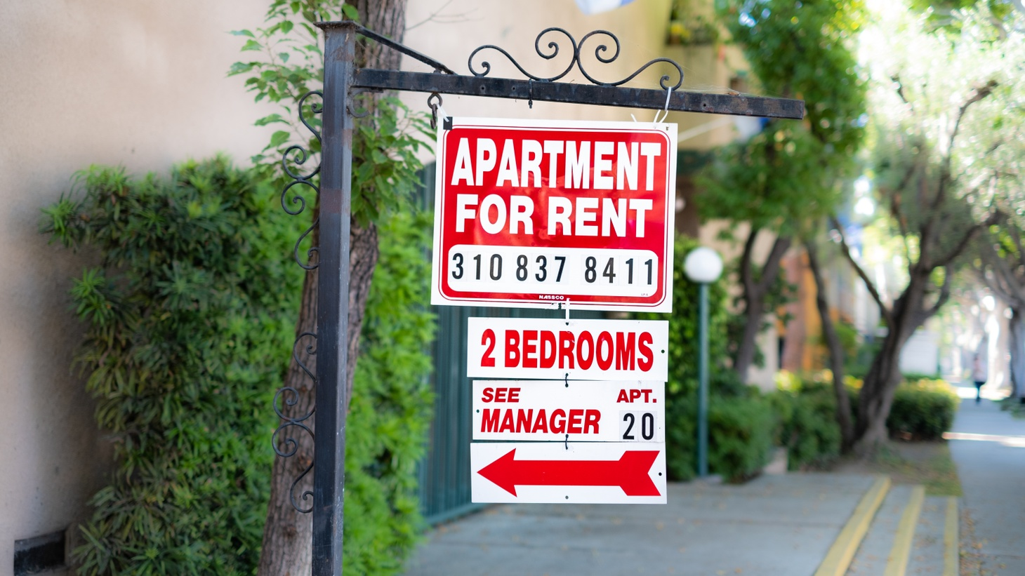Rent in LA is down during this pandemic but up elsewhere, such as the Inland Empire.