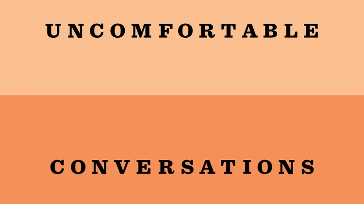 """Emmanuel Acho's new book, """"Uncomfortable Conversations with a Black Man,"""" is based on a video series in which he sits down with people, many of them white, to discuss race in the U.S."""