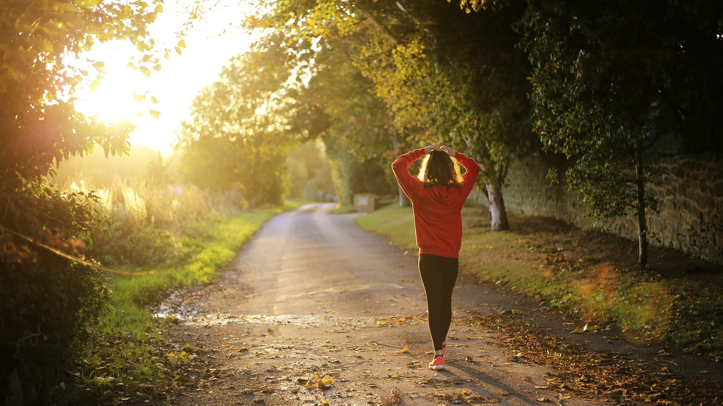Simple exercise such as going outside for a walk contributes to people's overall health, says Arthur Evans, Jr.