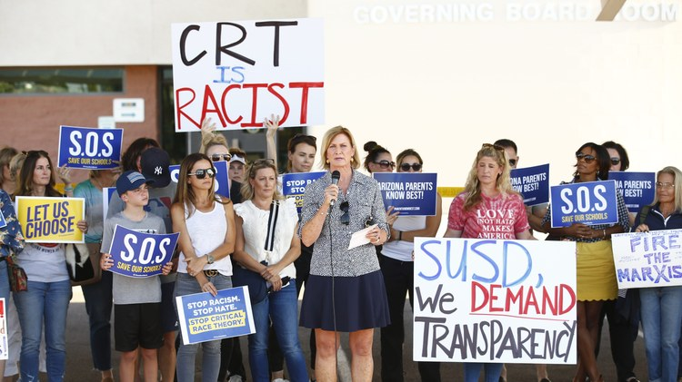 Why critical race theory has become a key issue for conservatives