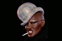 Pop icon Grace Jones -- on and off the stage
