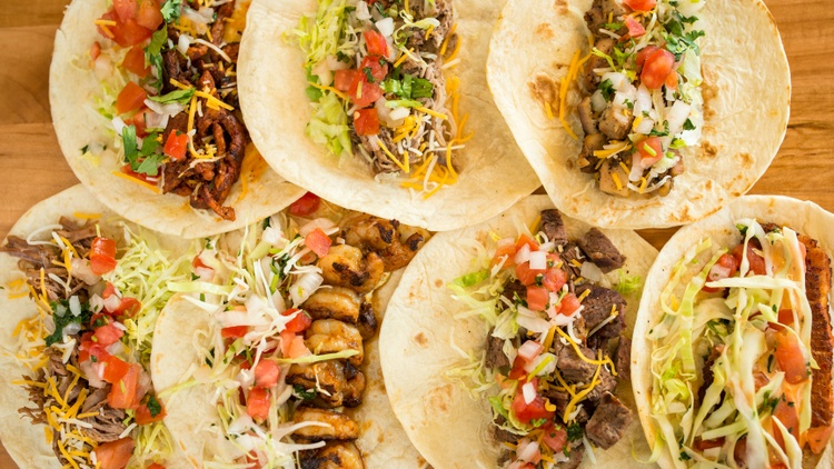 Right now, there's a lot of tension around immigration and the border, but could something as simple as a taco be a unifier, especially on National Taco Day (Friday)?