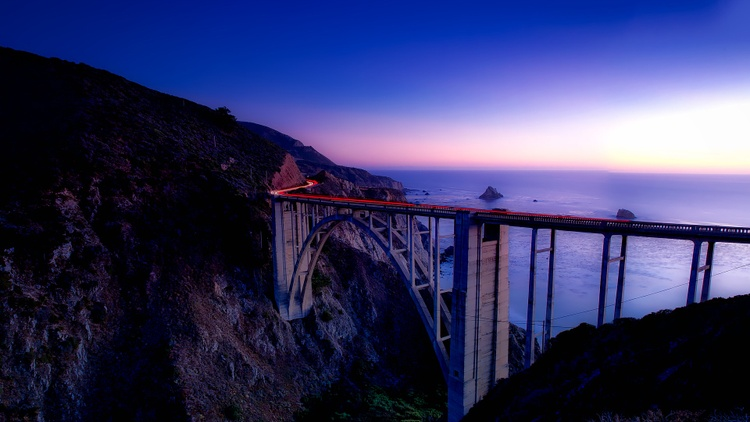 We continue our summer series called #stayhome in Big Sur, the coastal community in Northern California.