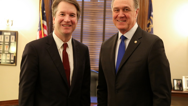 Press Play call-in: Kavanaugh and sexual assault