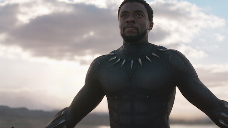 "Marvel's ""Black Panther"" made history last year as the first big budget superhero movie with a black director and a predominantly black cast."