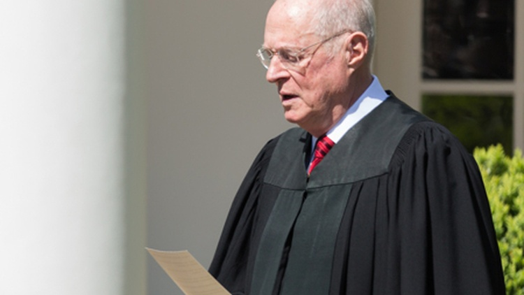 The Supreme Court is about to get more conservative. Justice Anthony Kennedy is retiring at the end of July. Although nominated by Ronald Reagan, he was the court's swing vote.