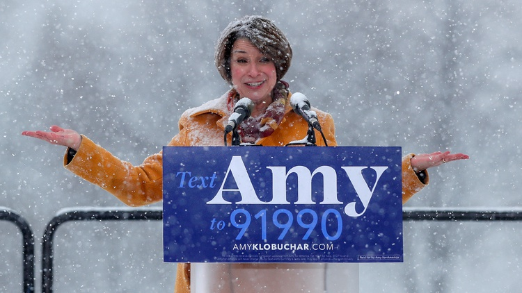 """Senator Amy Klobuchar has a public reputation as """"Minnesota nice."""" Behind the scenes, it may be a different story."""