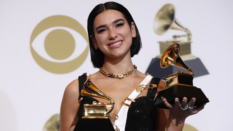 The 61st annual Grammy Awards were handed out at the Staples Center on Sunday.