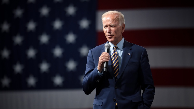 The two men leading the race to become the Democratic presidential nominee are -- let's face it -- old. Bernie Sanders is 78. Joe Biden is 77.
