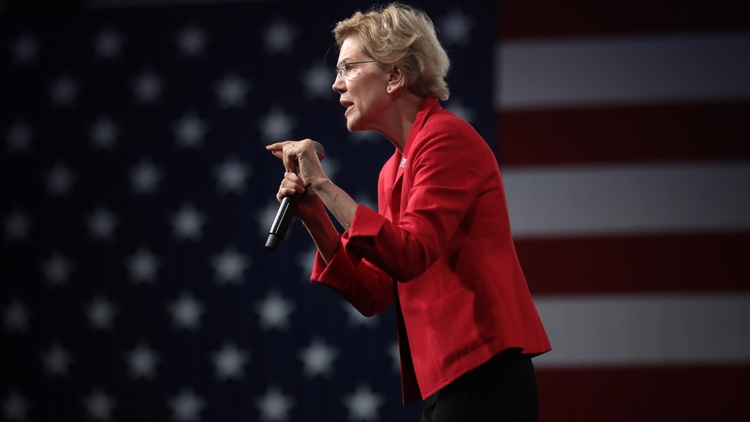 Massachusetts Senator Elizabeth Warren officially ended her presidential bid. Long before the first debates and voting began in Iowa, Warren was the frontrunner in the race.