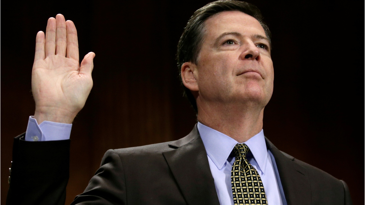 Former FBI director James Comey testifies Thursday in front of the Senate Intelligence Committee, but his opening statement has been released. In it, he says he felt pressured by Donald Trump to declare loyalty to him and publicly clear him of any wrongdoing in the Russia investigation.