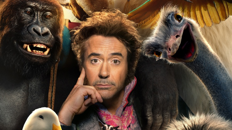 "We review ""Dolittle,"" the latest adaptation of Hugh Lofting's fairy tale, starring Robert Downey Jr.; ""Bad Boys for Life,"" with Will Smith and Martin Lawrence returning for the third…"
