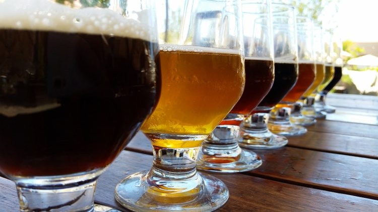 Breweries and wineries in LA County recently got the green light to reopen. But that green light comes with a lot of red tape.