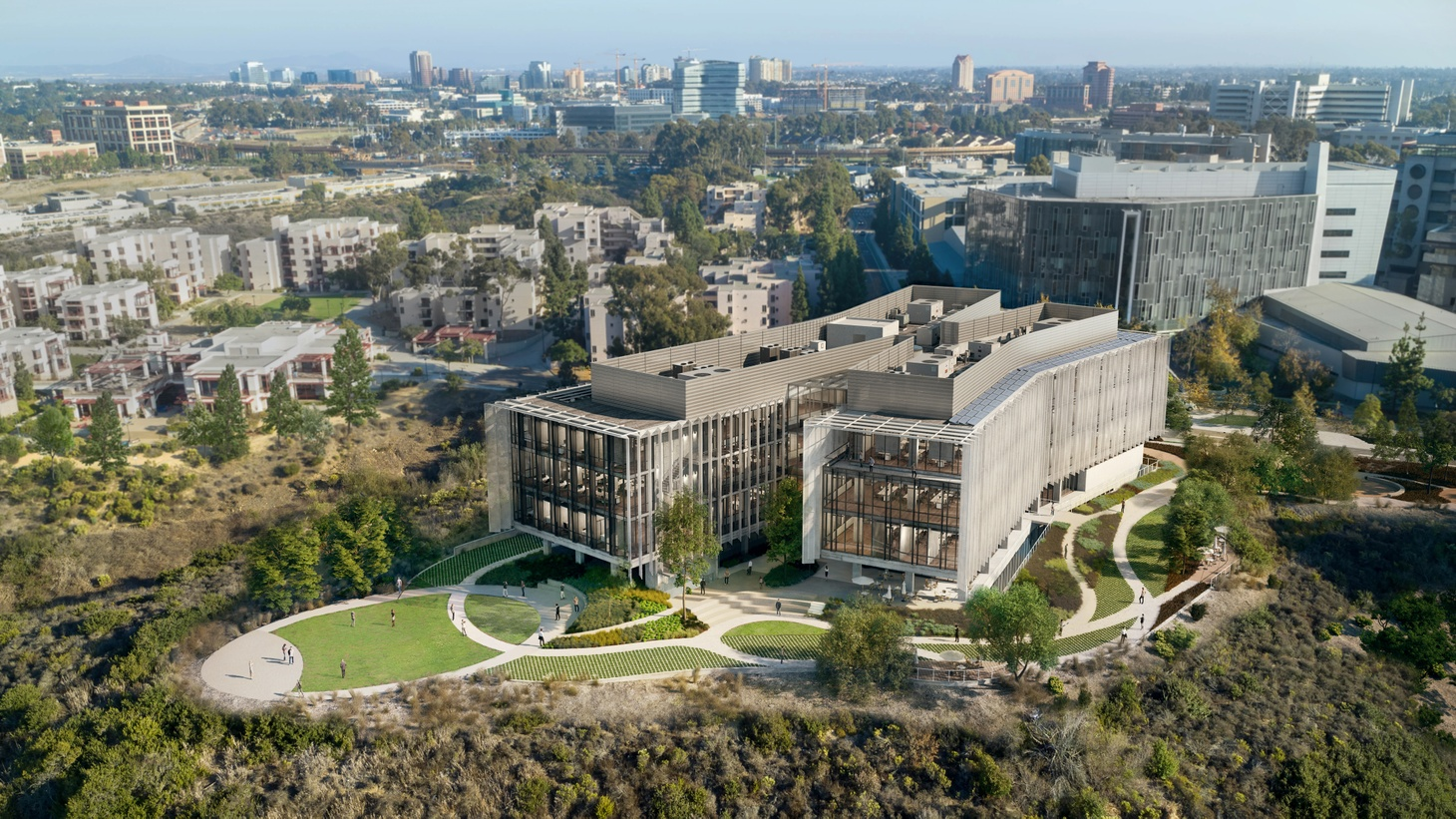 Prop 16 would amend the California Constitution to allow race, ethnicity, sex, color and national origin to be considered when making decisions about accepting students to public universities (such as UC San Diego, pictured), awarding state government contracts, and hiring state government workers.