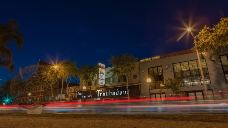 Amy Madrigali, the Troubadour's talent buyer, says many venues will close permanently if there's no financial relief.