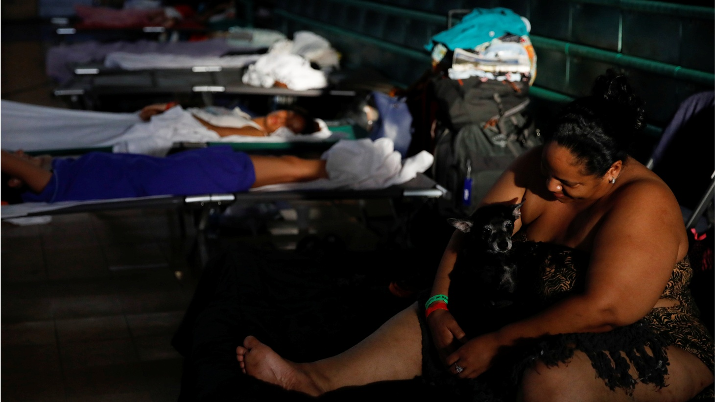 Nearly a week after Hurricane Maria left the island, Puerto Rico's governor is warning of a humanitarian crisis. Power is in very short supply. So is potable water. And relief efforts are just getting started.