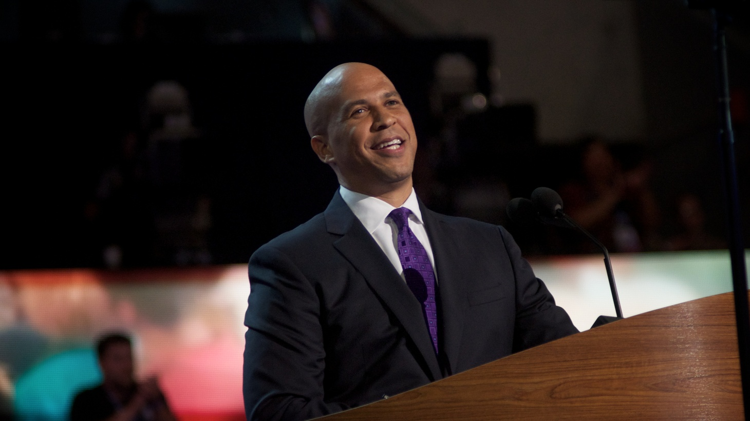 Senator Cory Booker is one of several Democratic lawmakers who wants to end qualified immunity for police officers.