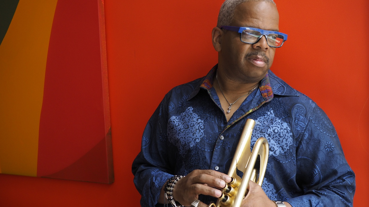 """We kept telling people, 'We know you're angry, we know you're frustrated. But let the music absorb that so we can have level heads to strategize to move forward,'"" says musician Terence Blanchard."