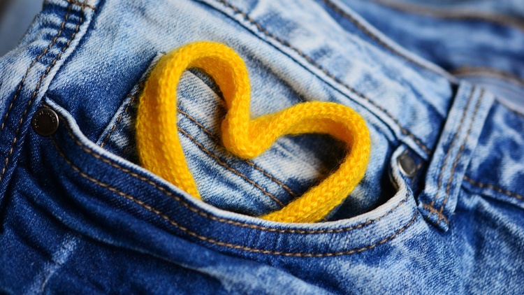 For every era in American history, there's a pair of jeans to go with it: bell bottoms, cowboy wranglers, skinny hipster jeans, daisy dukes. They were invented in California.