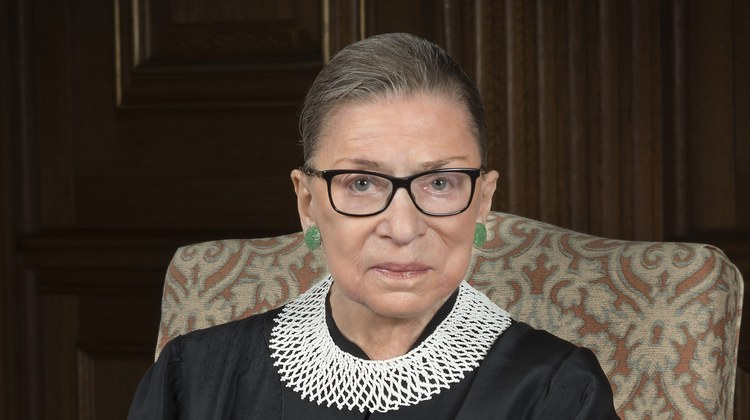 Ruth Bader Ginsburg became a Supreme Court justice in 1993. She died on September 18 at age 87.