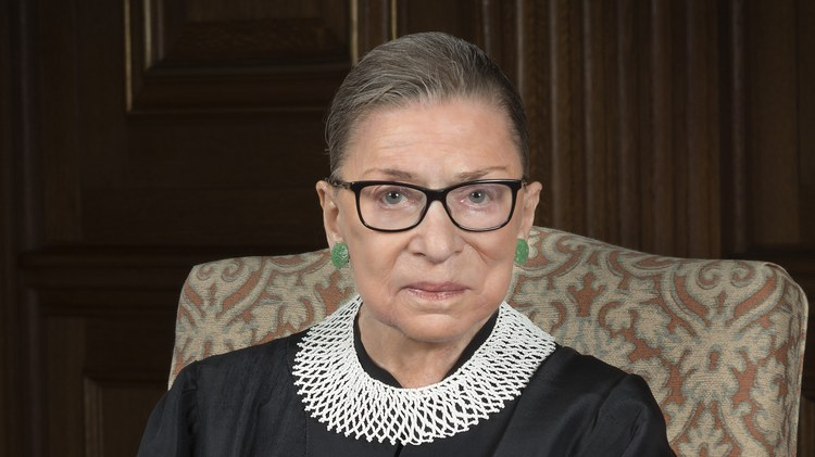 Ruth Bader Ginsburg became a Supreme Court justice in 1993. She championed voting rights, affirmative action, and other liberal causes in blistering dissents.