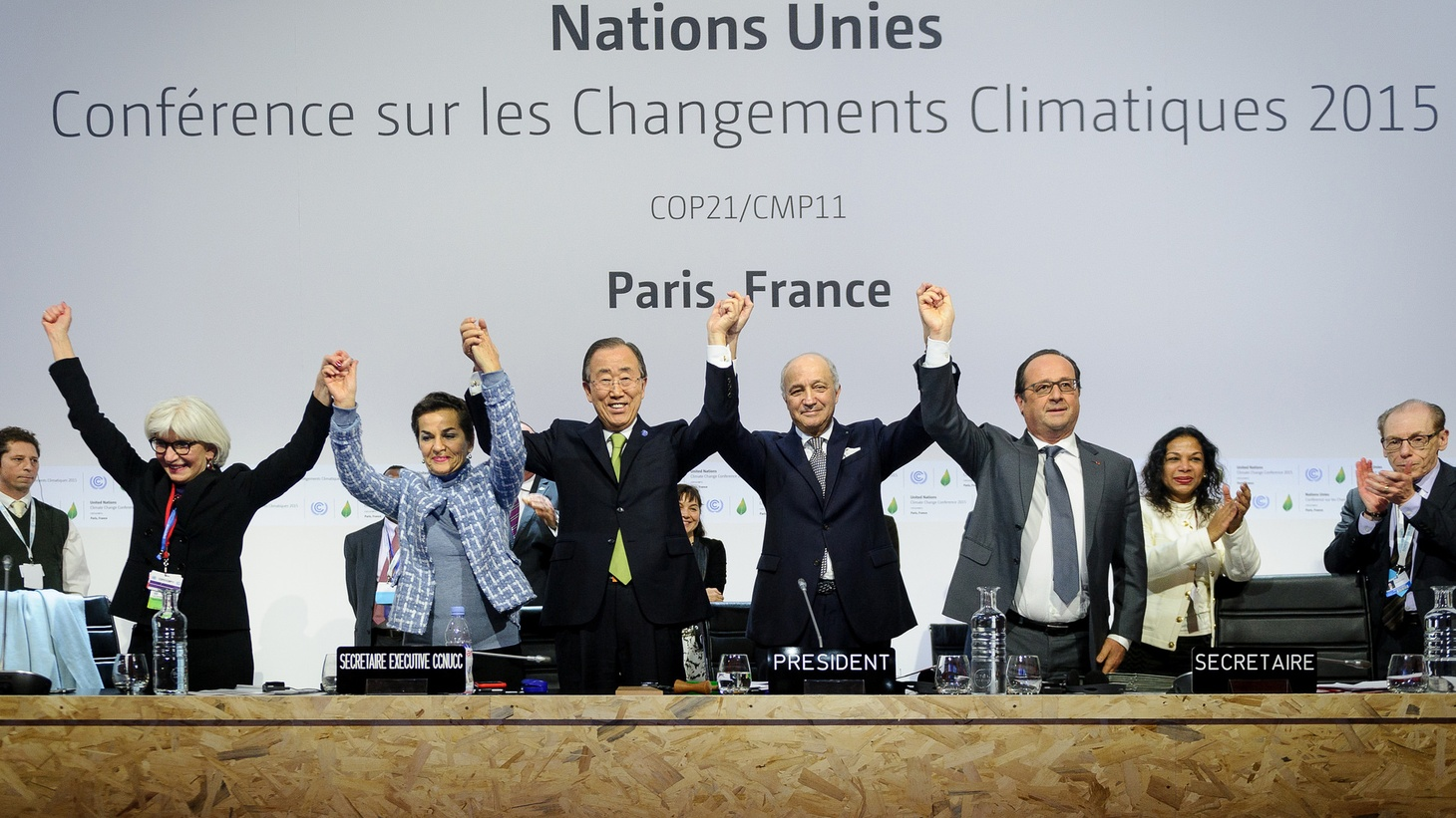In Paris on Saturday, nearly 200 countries struck a deal to combat climate change. Does it go far enough? And what impact did California's delegation have?