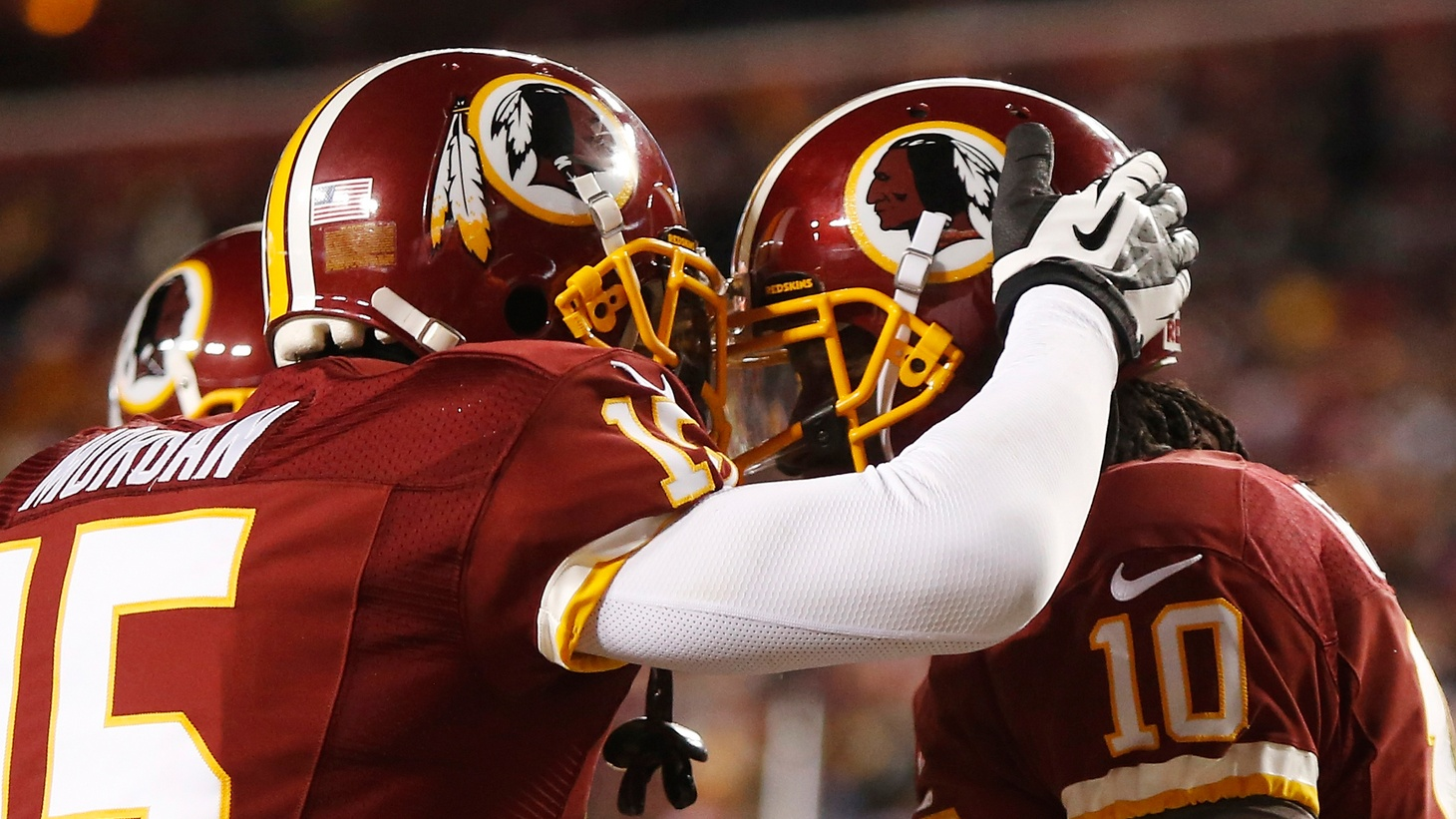 The US Patent Office revokes the Redskins' trademark. GM CEO testifies before Congress on major recalls by the company. We get the history of booze from author Adam Rogers. And, a look at the world of tech, from Amazon smartphones to smell-o-texting.
