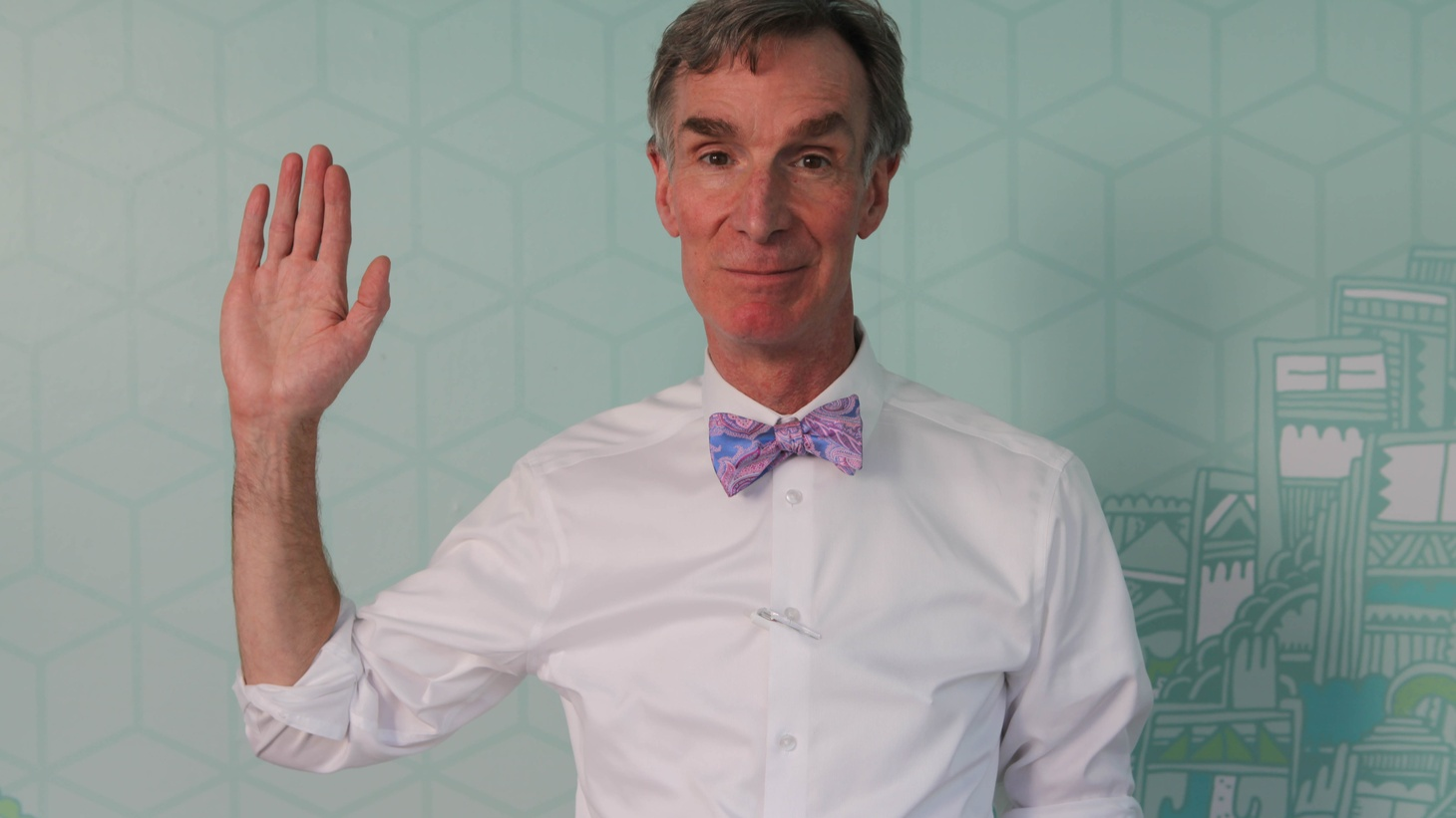 Remains believed to belong to 43 student teachers who went missing in Mexico six weeks ago have been found, setting off massive protests throughout the country. Also, Bill Nye the Science Guy explains why he's on a mission to disprove creationism.
