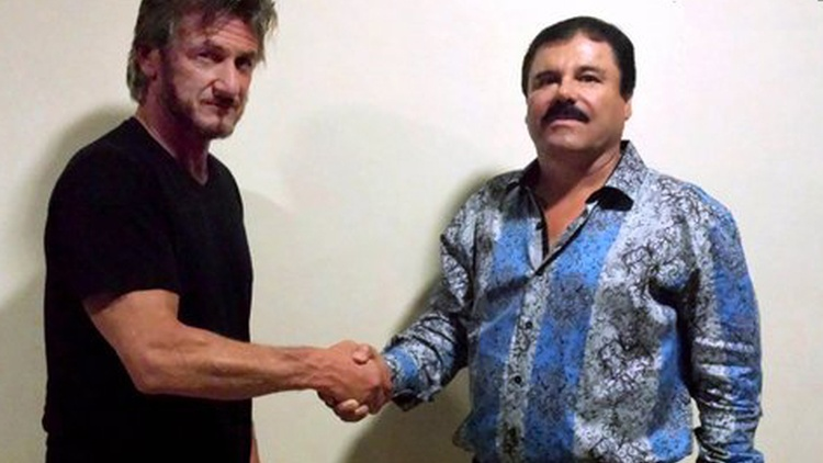 On Saturday, Rolling Stone magazine published an interview with the Mexican drug lord known as El Chapo. The interviewer? Not a seasoned journalist, but Sean Penn, the actor.