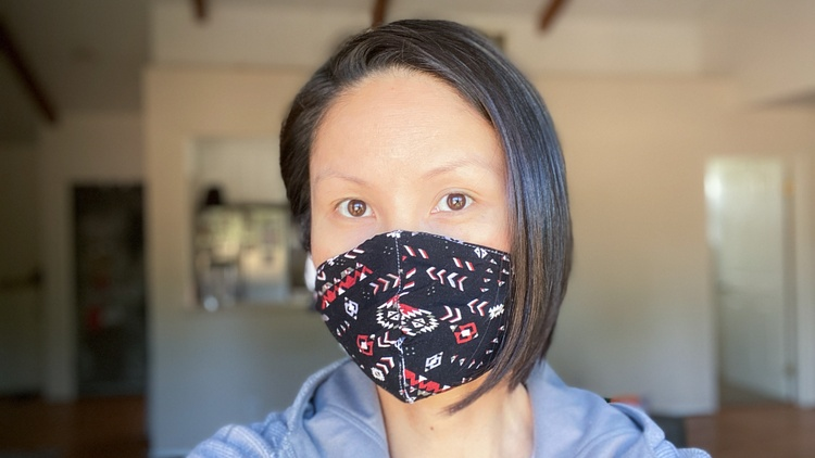 The face of America is changing — literally now that many people must wear masks outside their homes.