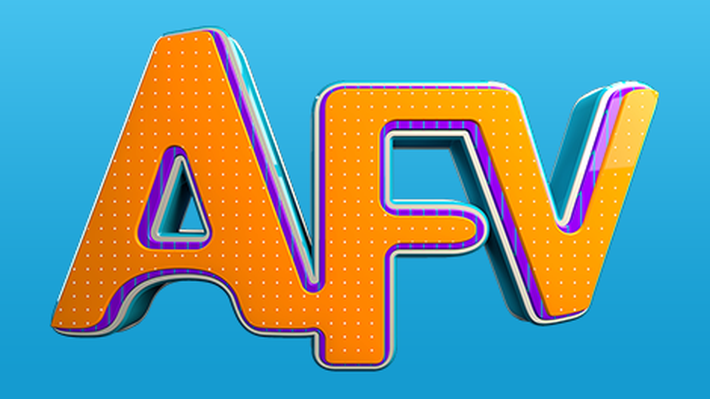 America's Funniest Home Videos logo.