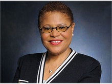 Rep. Karen Bass on Trump's profane immigration remarks