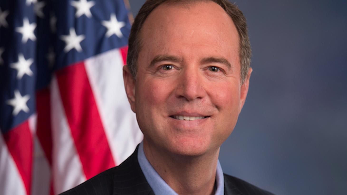 Congressman Adam Schiff.