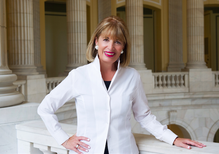 Rep. Speier fights sexual harassment on Capitol Hill