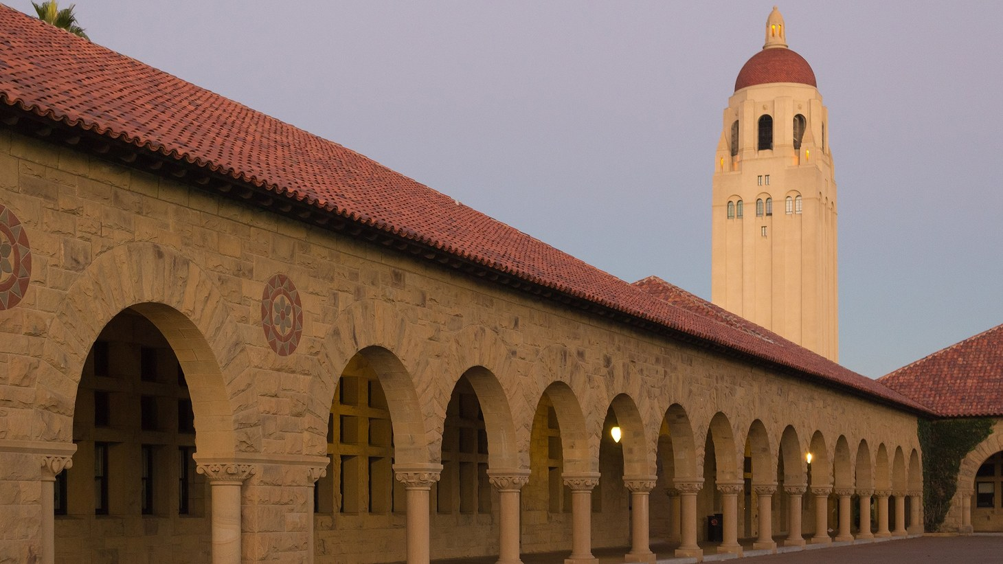 Stanford's Hoover Tower.